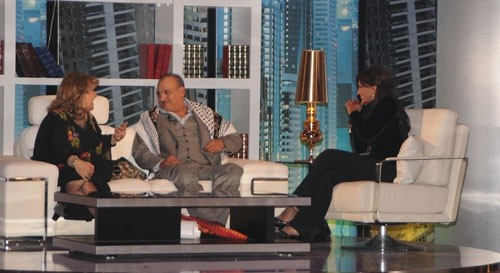 Interview with maha saca on Alaan TV in Lebanon